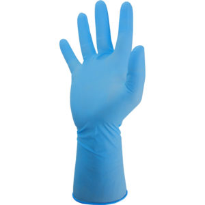 Nitrilové rukavice pro čisté prostory