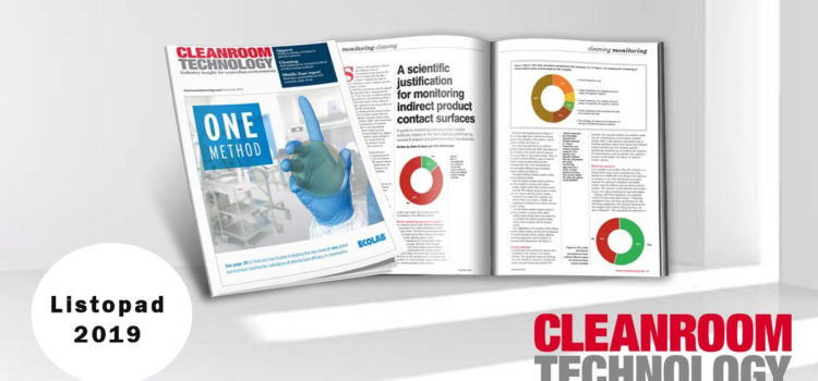 CLEANROOM TECHNOLOGY 11/2019