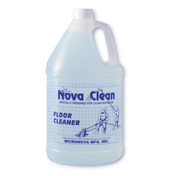 Úklidový prostředek pro čisté prostory NovaClean