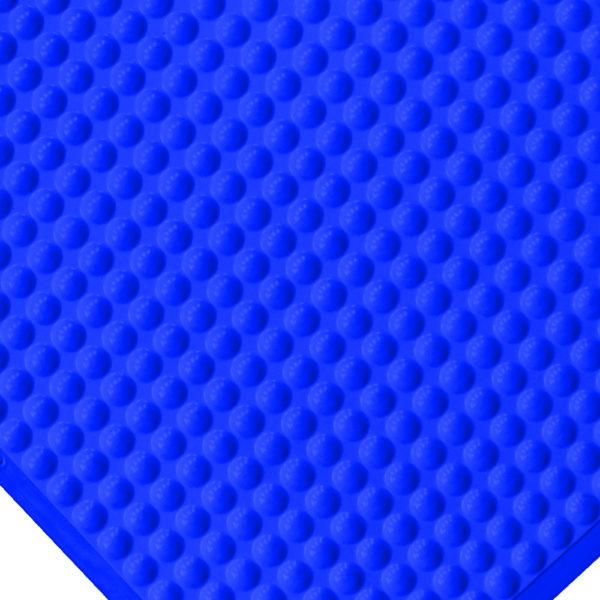 Rohož pro čisté prostory Bubble mat - modrá